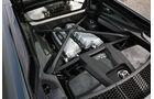 Audi R8 V10 Plus Coupé, Motor