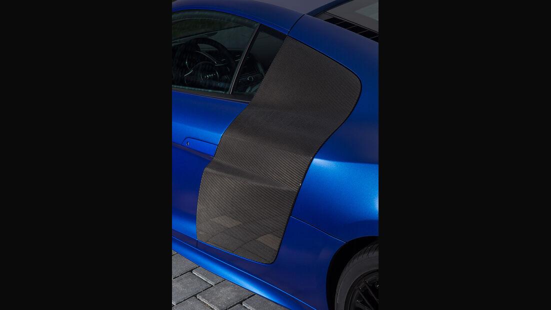 Audi R8 V10 Plus, Detail