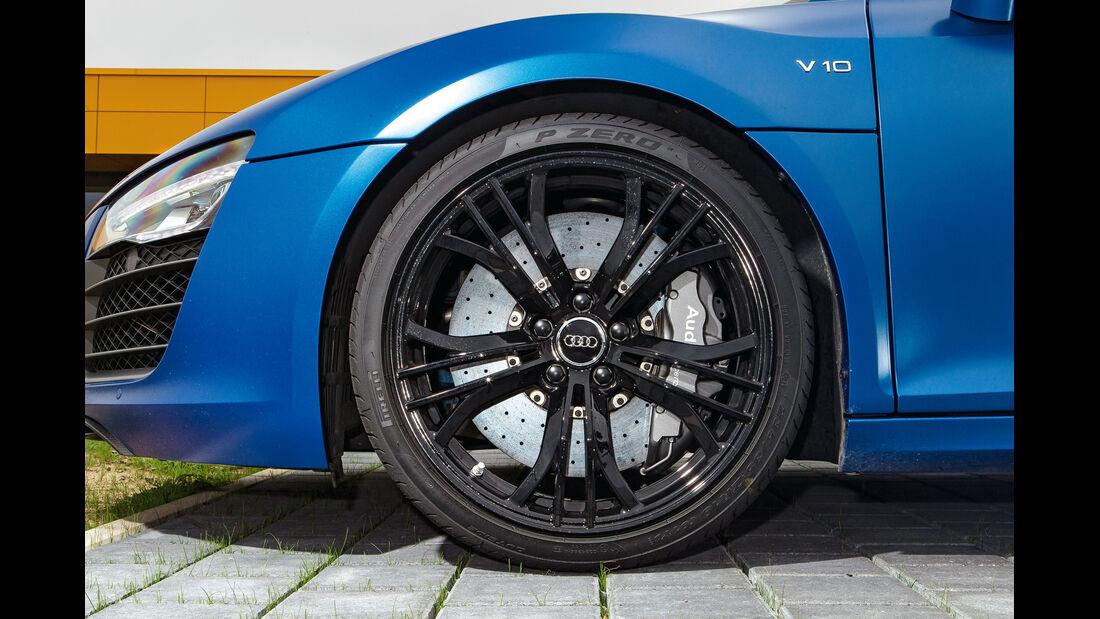 Audi R8 V10 Plus, Felge
