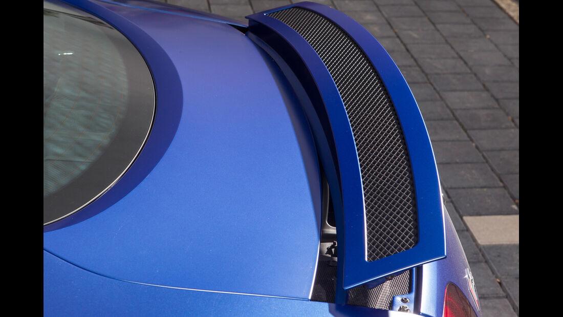 Audi R8 V10 Plus, Heckspoiler