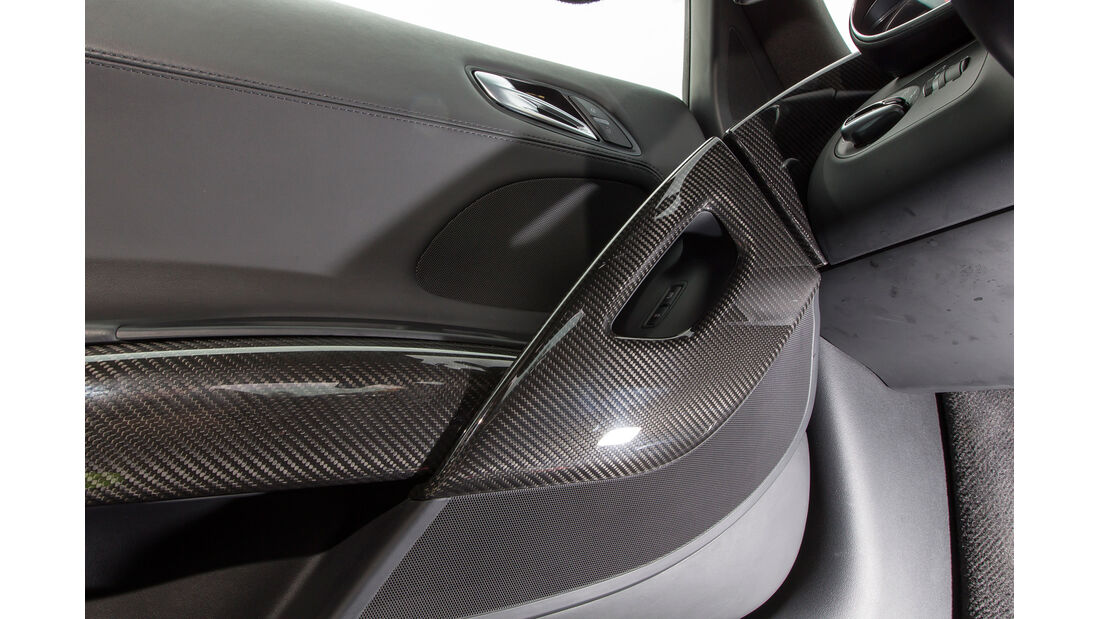 Audi R8 V10 Plus, Innenraum