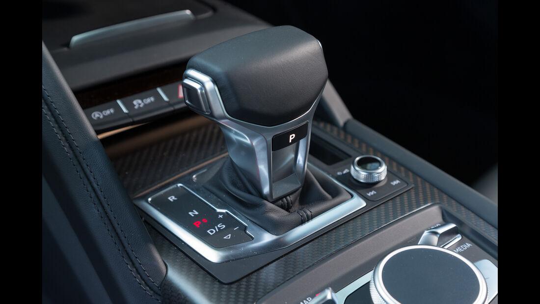 Audi R8 V10 Plus, Interieur