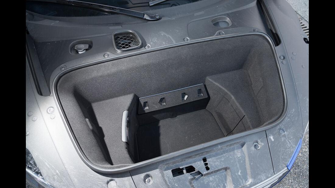 Audi R8 V10 Plus, Kofferraum