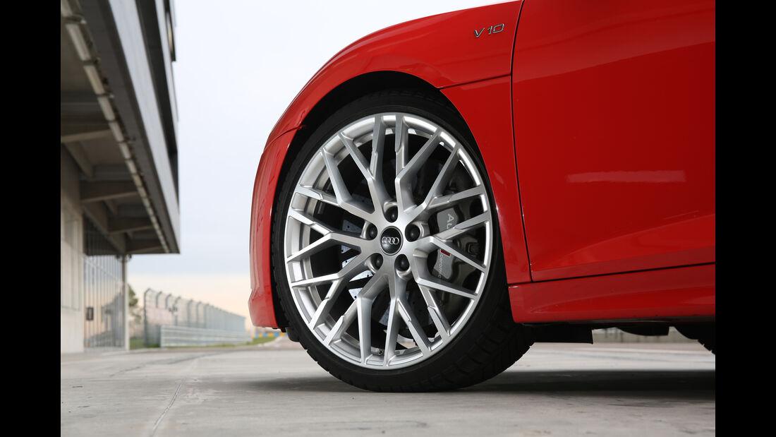 Audi R8 V10 Plus, Rad, Felge
