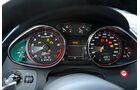 Audi R8 V10 Plus, Rundinstrumente