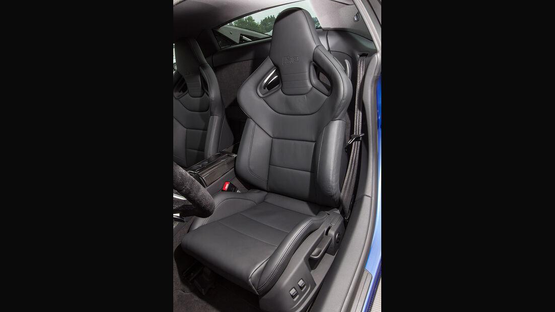 Audi R8 V10 Plus, Sitze