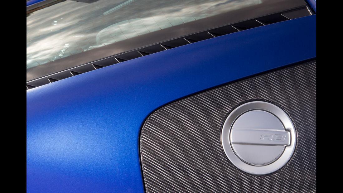 Audi R8 V10 Plus, Tankdeckel