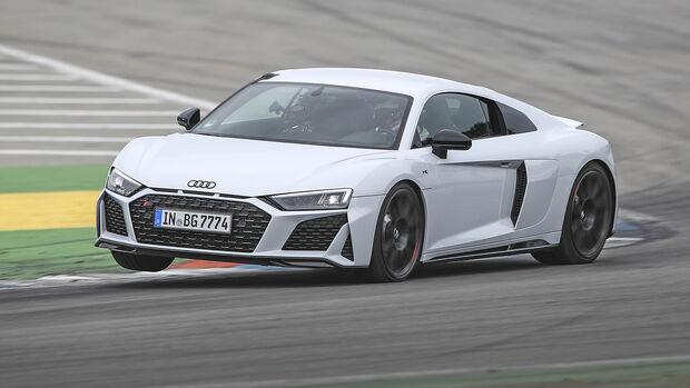 Audi R8 V10 RWD, Exterieur