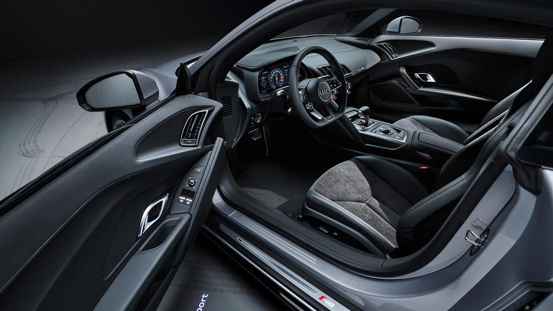 Audi R8 V10 RWD - Sportwagen - Coupé