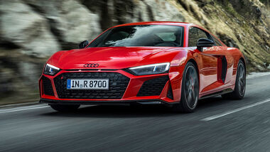 Audi R8 V10 performance RWD Coupé