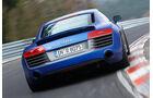 Audi R8 V10 plus 5.2 FSI, Heckansicht
