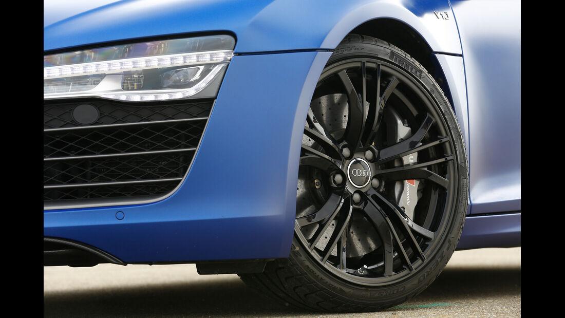 Audi R8 V10 plus 5.2 FSI, Rad, Felge