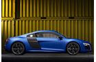 Audi R8 V10 plus, Seitenansicht