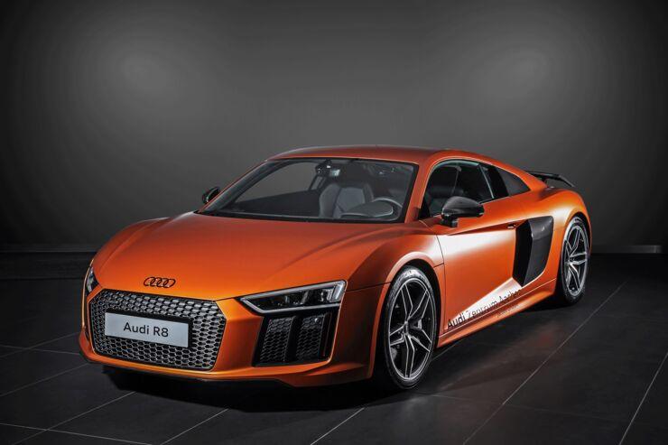 Audi R8 V10Plus von HplusB Design