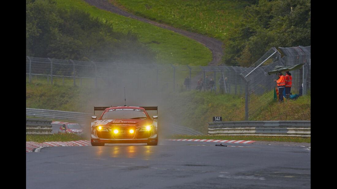 Audi R8  -VLN Nürburgring - 7. Lauf - 23. August 2014