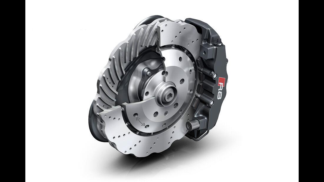 Audi R8 Wave-Bermsscheibe