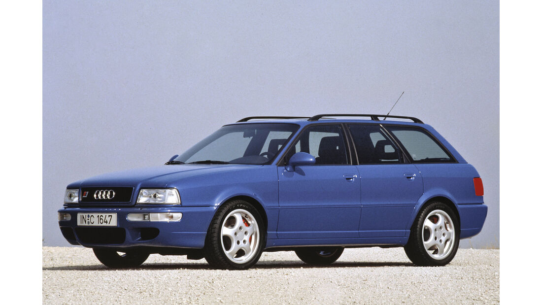 Audi RS 2 Avant - Kombi - 1994