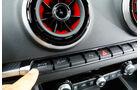 Audi RS 3 Sportback, Bedienelemente