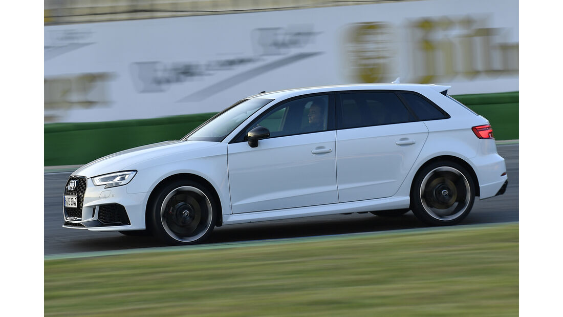 Audi RS 3 Sportback, Exterieur
