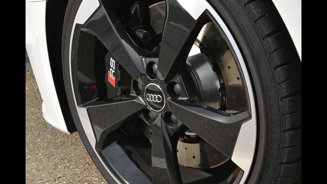 Audi RS 3 Sportback, Felge