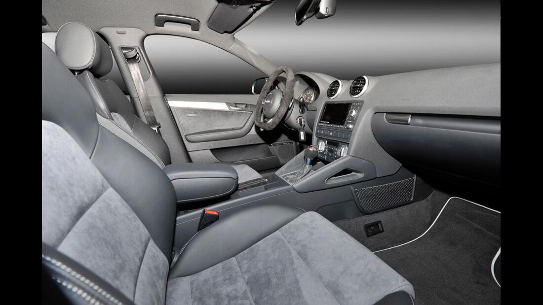 Audi RS 3 Sportback, Innenraum