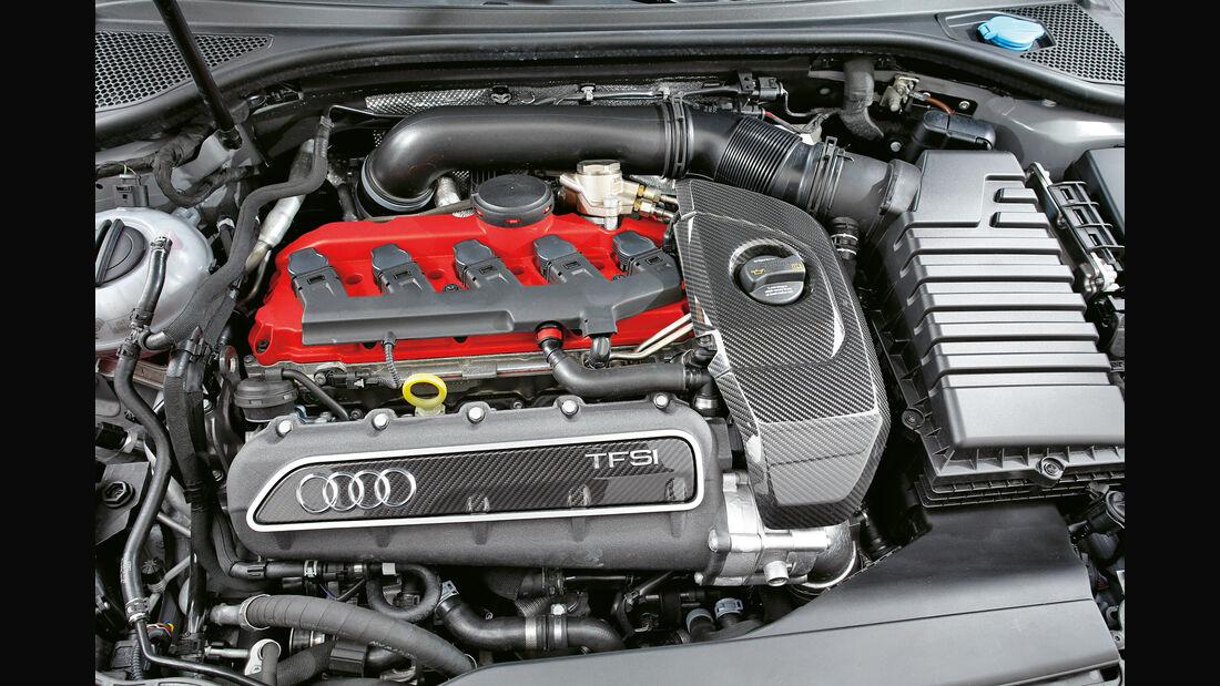 Audi RS 3 Sportback, Motor