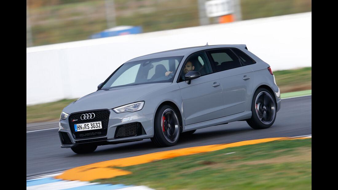Audi RS 3 Sportback, Seitenansicht