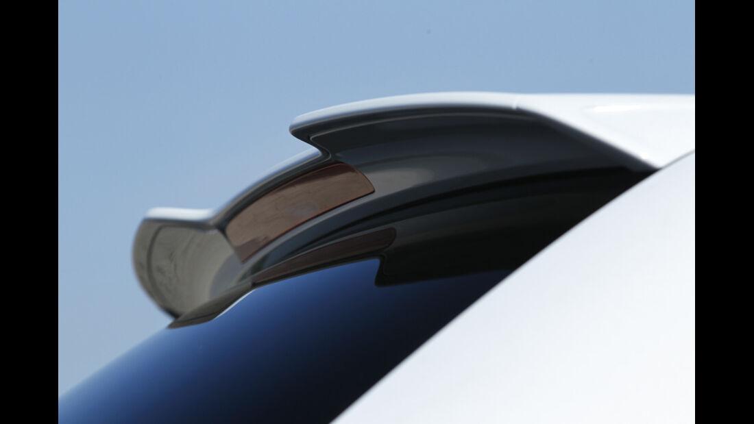 Audi RS 3 Sportback, Spoiler, Dachspoiler, Heck