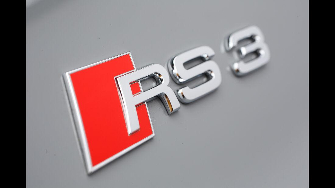 Audi RS 3 Sportback, Typenbezeichnung