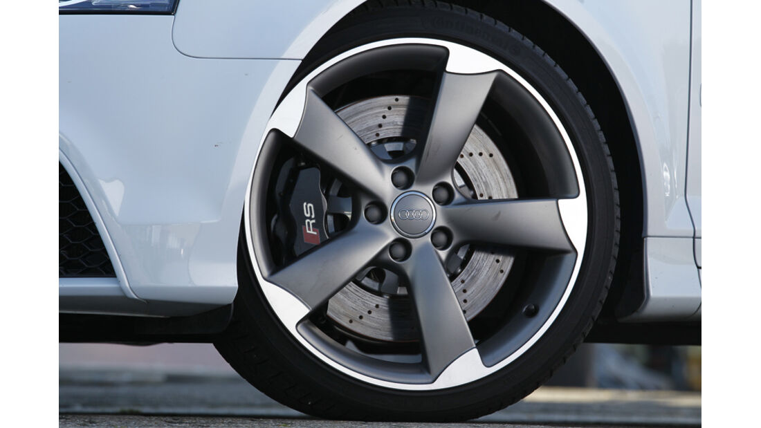 Audi RS 3 Sportback, Vorderrad, Felge