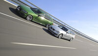 Audi RS 4 Avant, BMW Alpina B3 S Touring Allrad, Exterieur