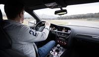 Audi RS 4  Avant, Cockpit