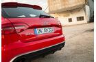 Audi RS 4  Avant, Heck