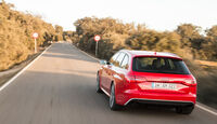 Audi RS 4  Avant, Heckansicht