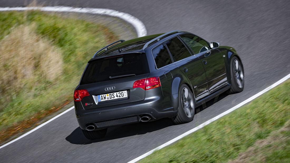 Audi RS 4 (B7), Exterieur