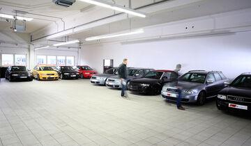 Audi RS 4, Modellvariantionen