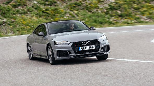 Audi RS 5 (2017) im Fahrbericht