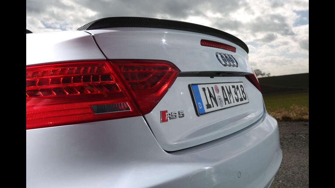 Audi RS 5 Cabriolet, Heckleuchte
