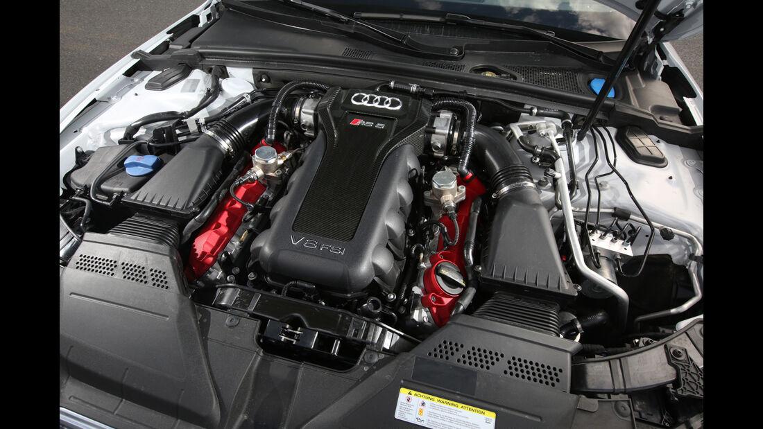 Audi RS 5 Cabriolet, Motor