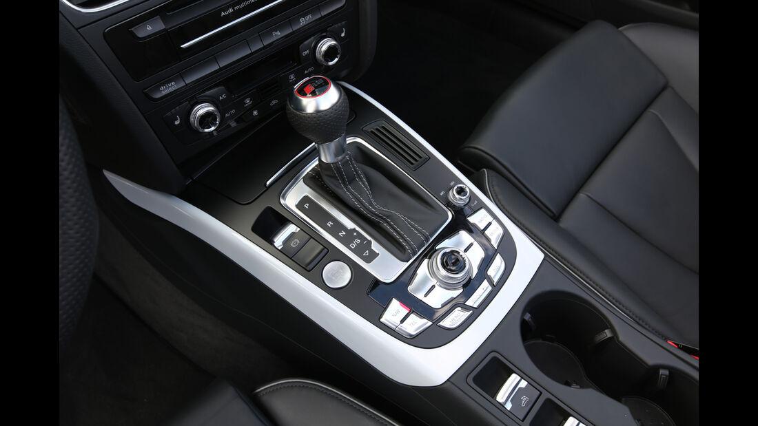 Audi RS 5 Cabriolet, Schaltung