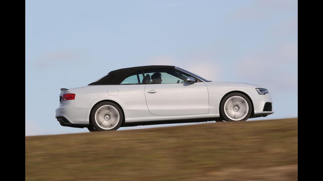 Audi RS 5 Cabriolet, Seitenansicht