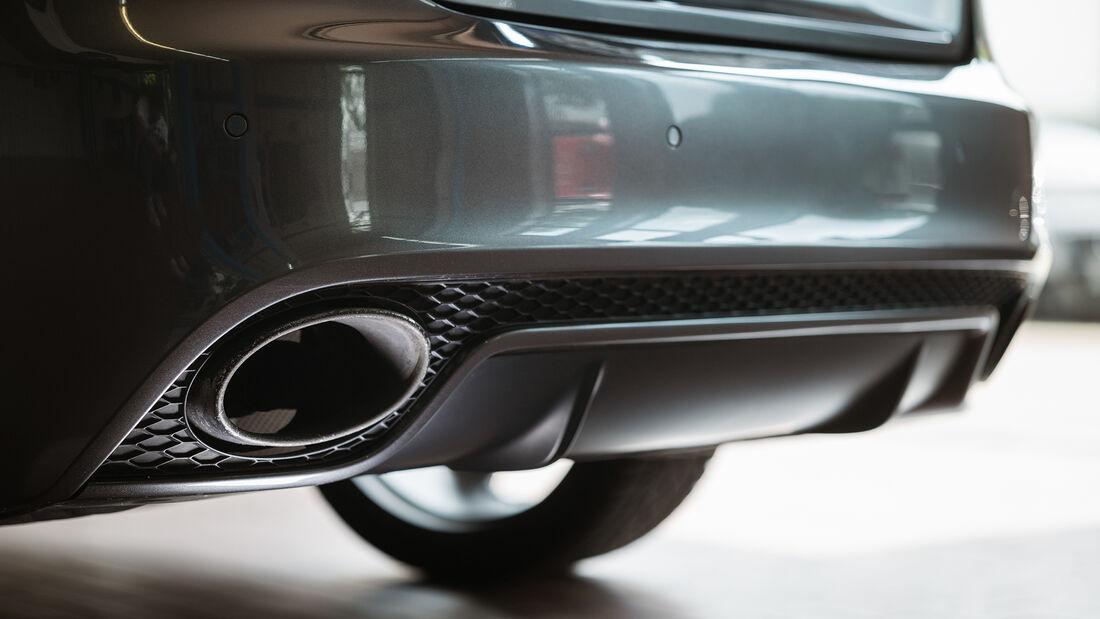 Audi RS 5 Coupé, Exterieur