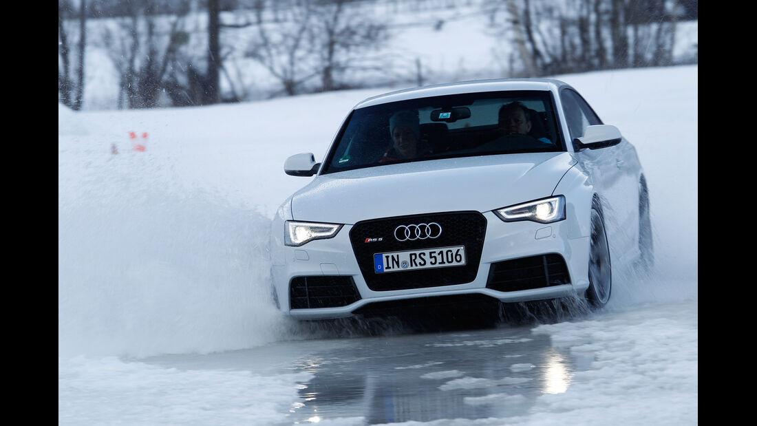 Audi RS 5 Coupé, Frontansicht