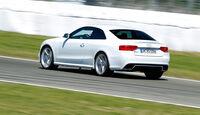 Audi RS 5 Coupé, Heck