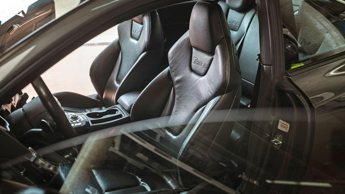 Audi RS 5 Coupé, Interieur