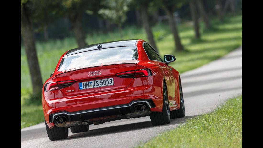 Audi RS 5 Coupé - Test - V6-Biturbo