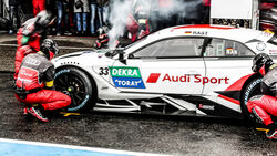 Audi RS 5 DTM - Rene Rast - DTM Hockenheim 2019