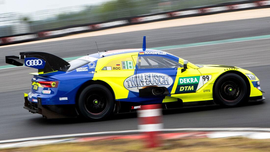 Audi RS 5 - DTM - Testfahrten - Nürburgring 2020