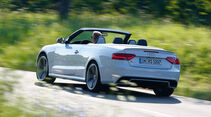 Audi RS 5, Heckansicht