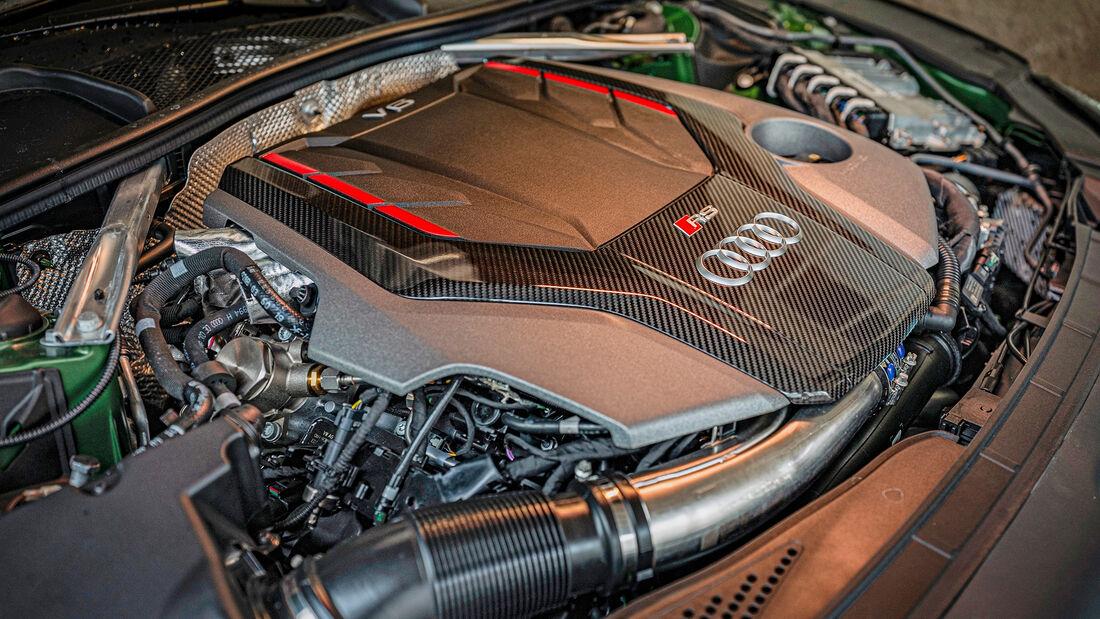 Audi RS 5, Motor